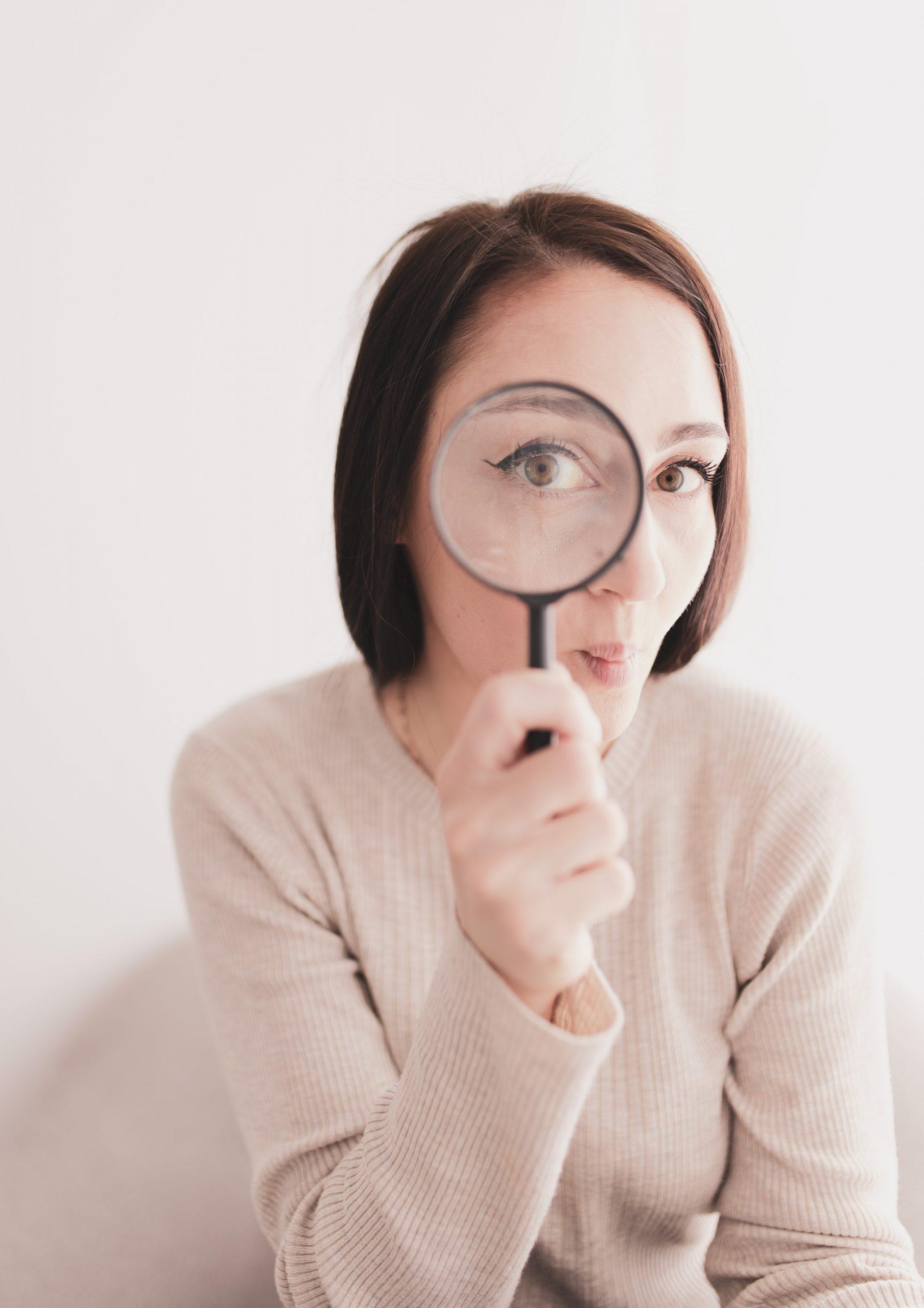 חוקרת מודיעין